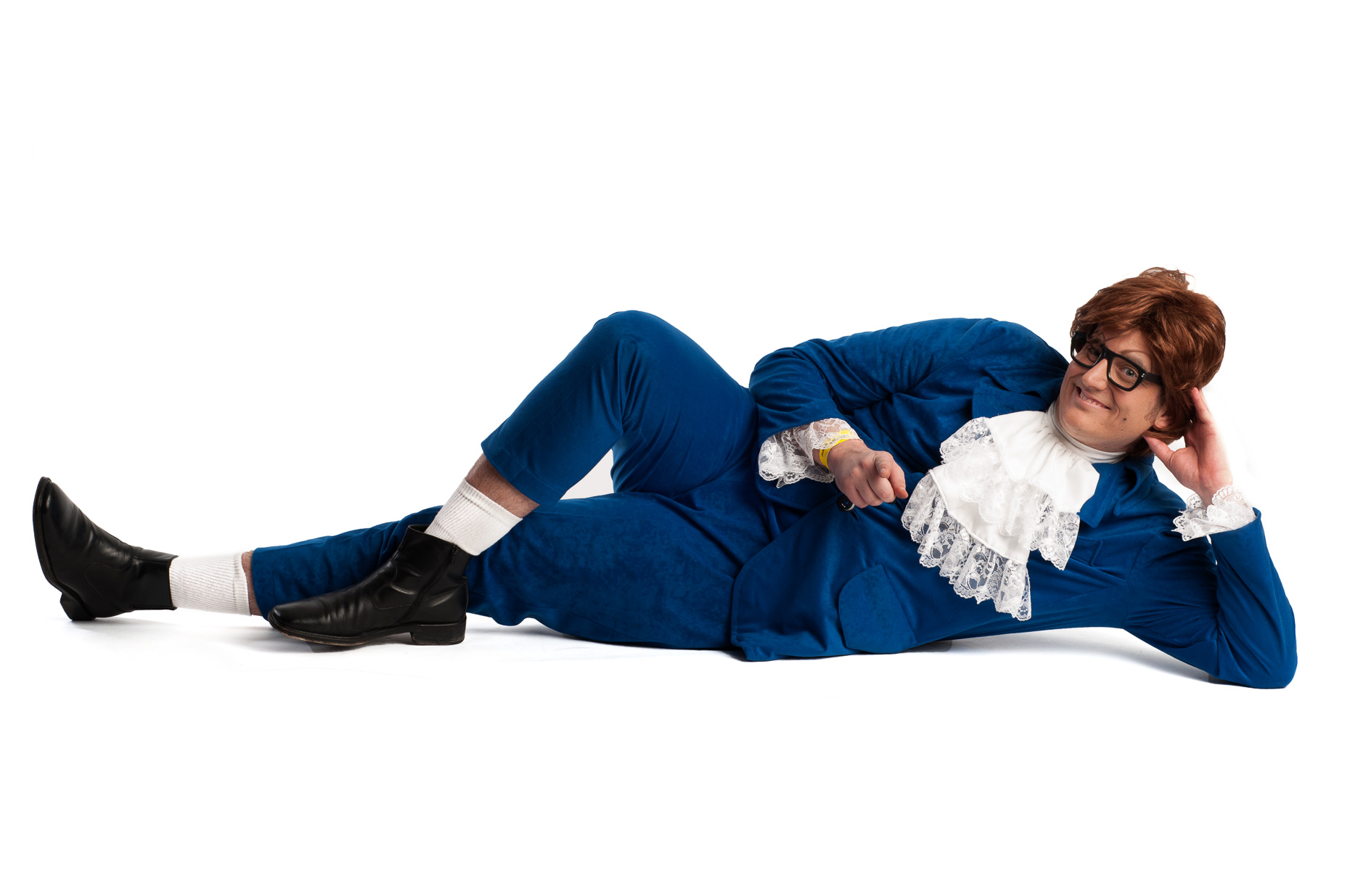 Austin Powers Cosplay