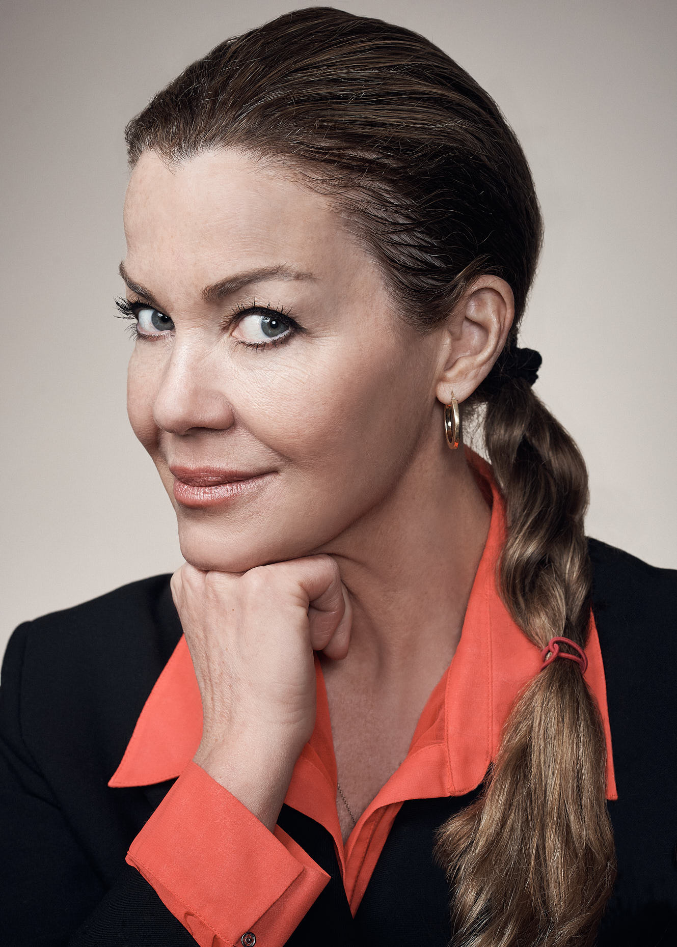 Jason Tracy - Celebrity Photographer Kansas City - Actress Claudia Christian