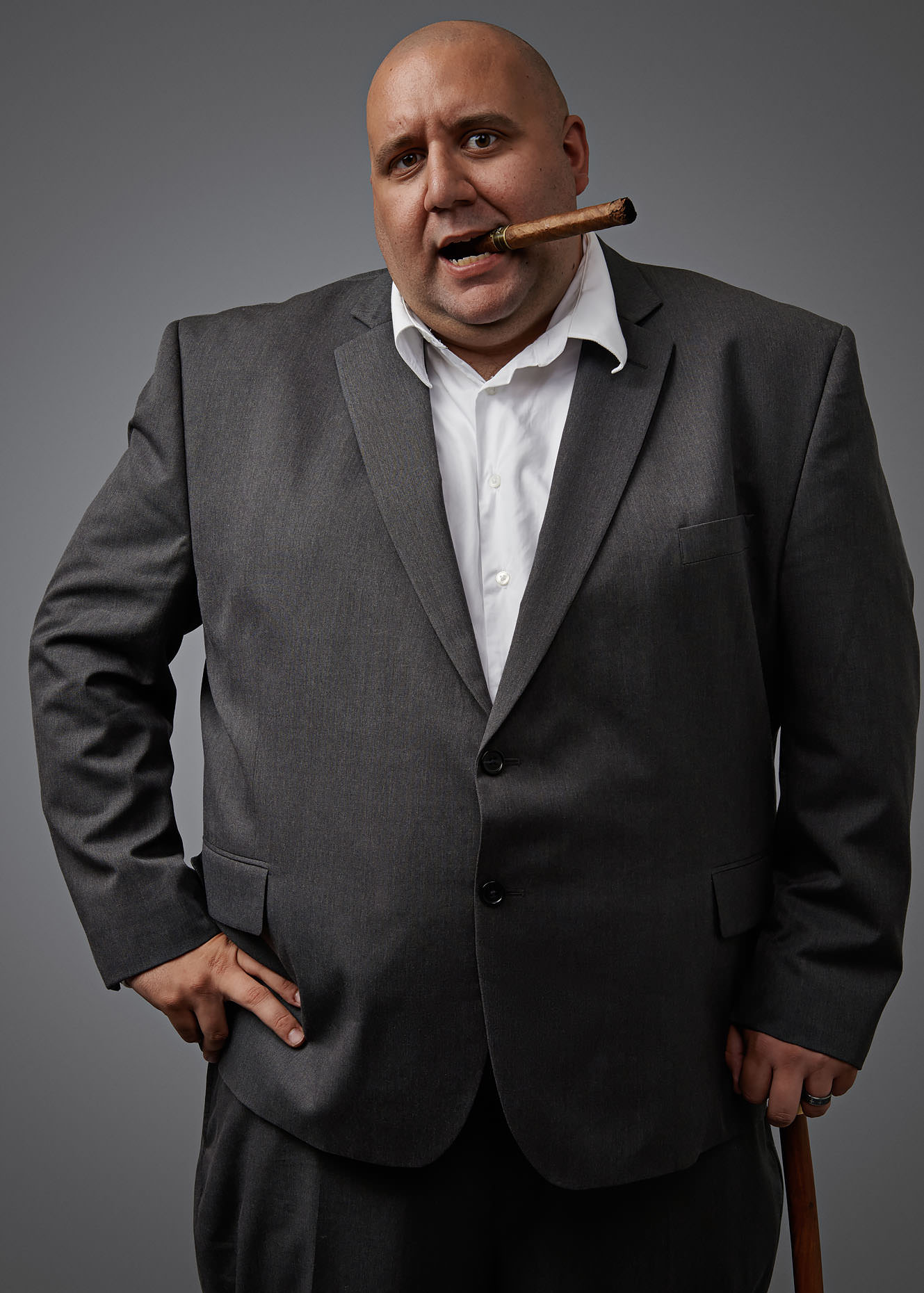 Daredevil Kingpin Cosplay