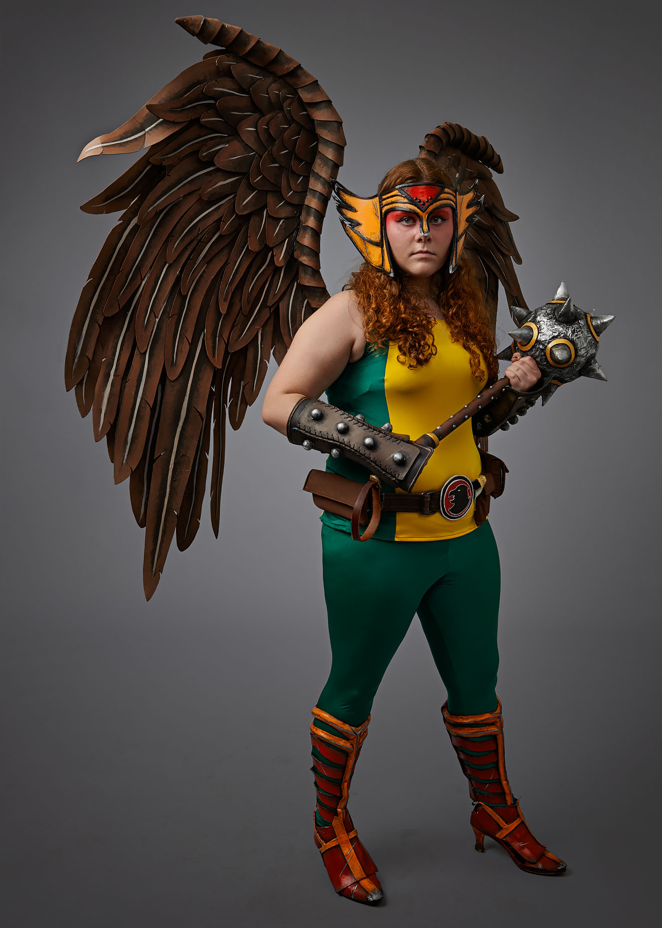 DC Hawkgirl Cosplay