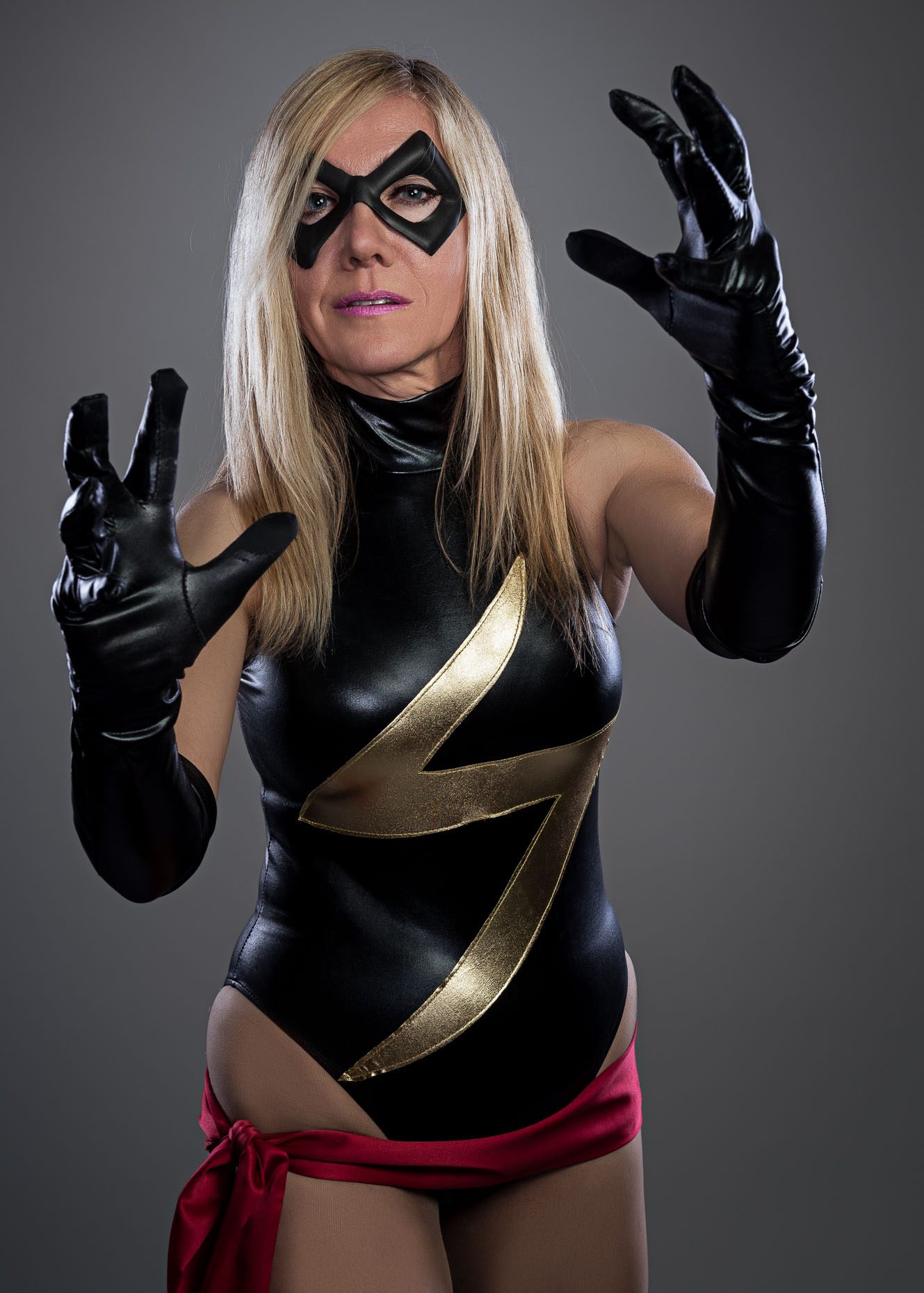 Ms Marvel Cosplay