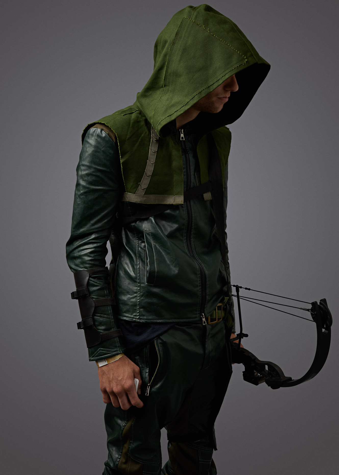 Cosplay Portrait Arrow