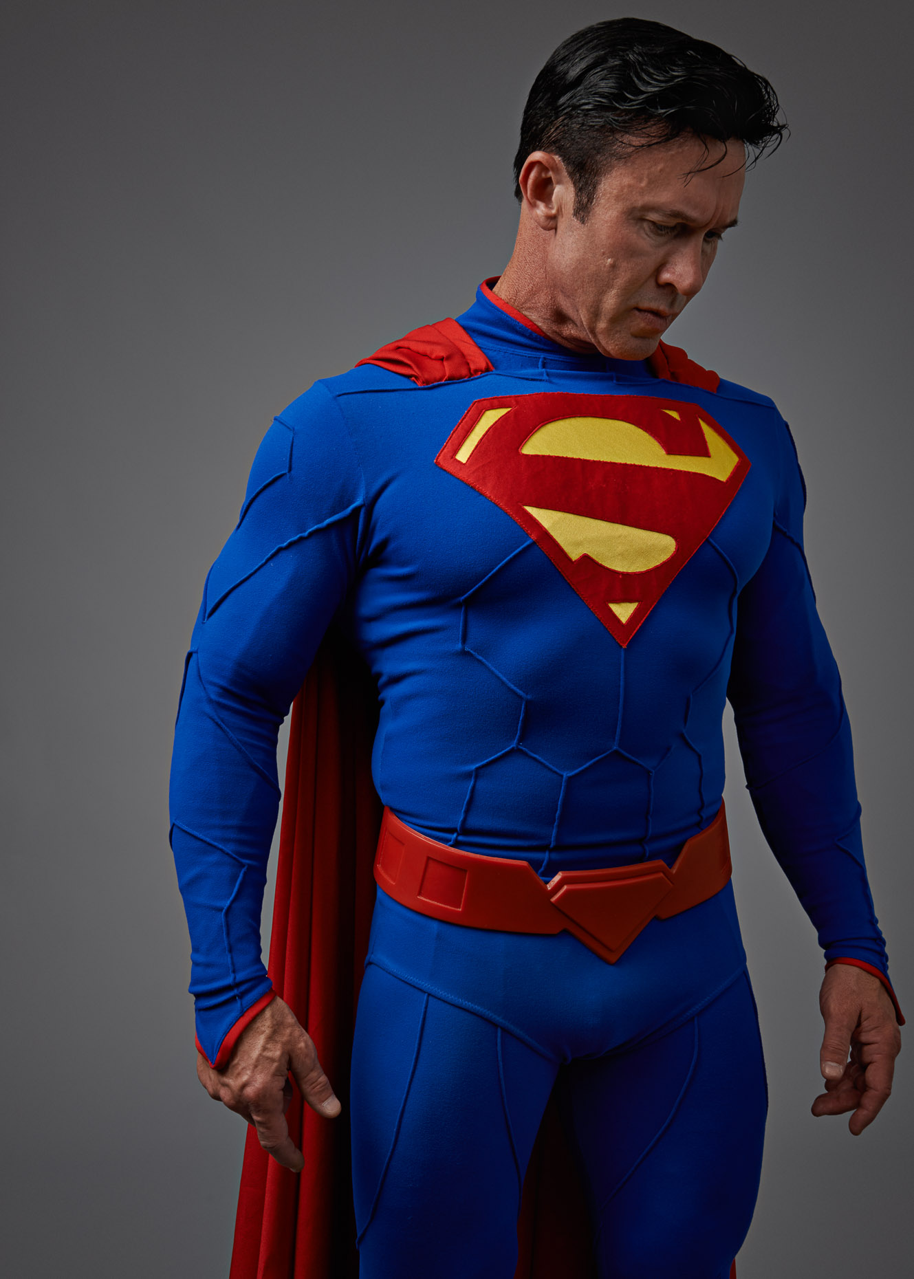 Cosplay Portrait Superman